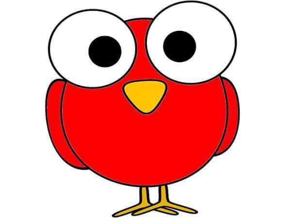 red owl free printable
