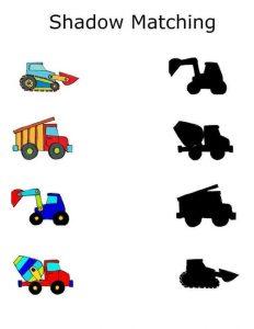 vehicles shadow matching sheets (2)