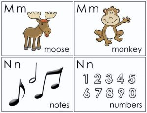 Alphabet flash cards free printable (7)