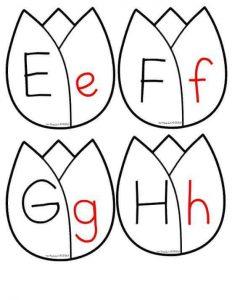 Alphabet tulip cards for kids (2)