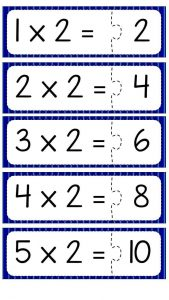 Multiplication puzzle for school (1)