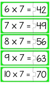 Multiplication puzzle for school (12)