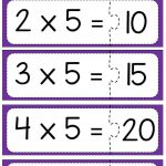 Multiplication puzzle worksheets
