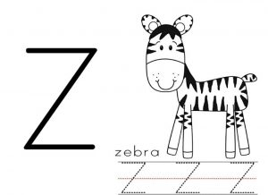 alphabet coloring worksheets (12)