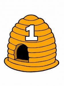 bee honey math activities for kids
