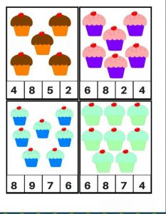 cake counting sheets (1)