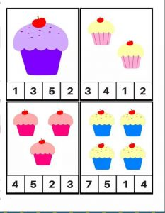 cake counting sheets (2)
