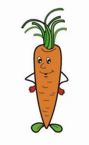 carrot free printable