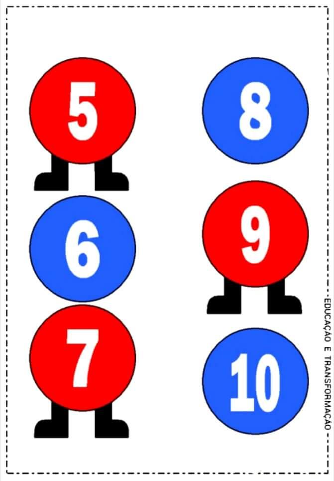 Caterpillar Numbers 171 Preschool And Homeschool