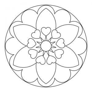 creative mandala coloring pages (25)