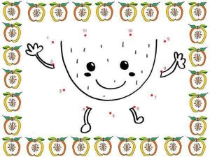 dot a dot sheets for kids
