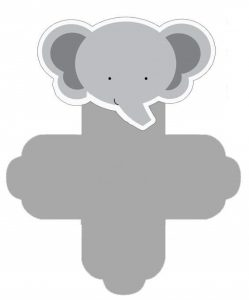 elephant paper crafts