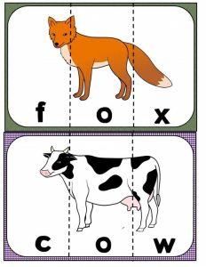 fox cutting pages