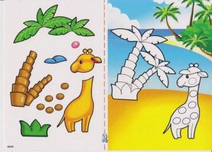 free cut and paste activities for kids (7)