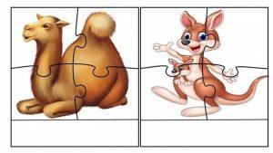 free kids printable puzzles