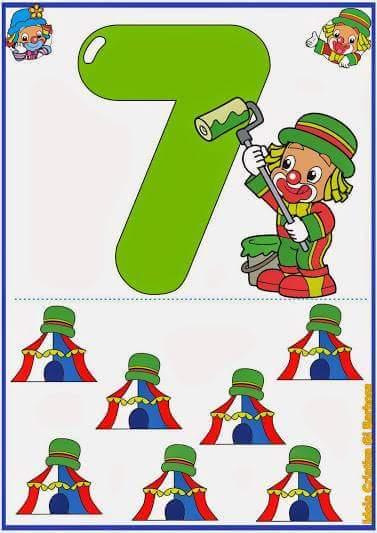 free numbers 1-20 flashcards (1) u00ab funnycrafts