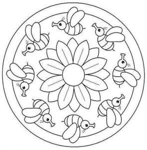 free printable mandala coloring pages (3)