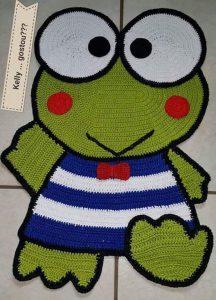 frog carpets for kids bedroom