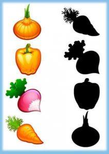 fruits shadow matching (2)