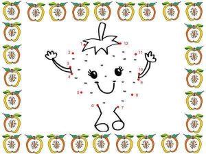 fun dot a dot sheets for children