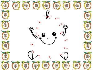 fun dot a dot sheets for kids