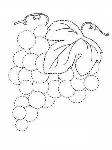 grape pre writing sheets (5)