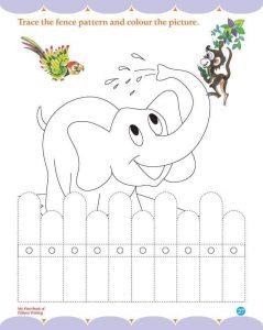 handwriting worksheets and printable activities for preschool (1)