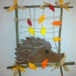 Hedgehog crafts and learning activities for children