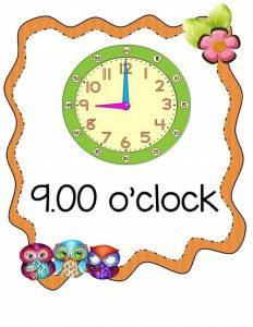 how to make a clock (1)