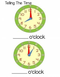 how to make a clock for kids (1)