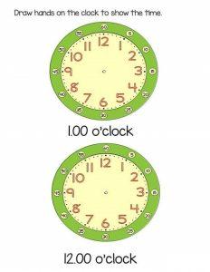 kids ways to make clocks (2)