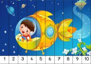 kindergarten number order puzzles (3)