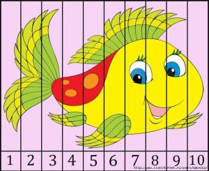 kindergarten number recognition ordering puzzle (2)