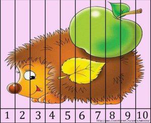 kindergarten number recognition ordering puzzle (3)