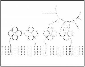 kindergarten printing practice (1)