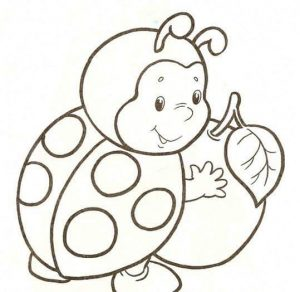 ladybug coloring pages (1)
