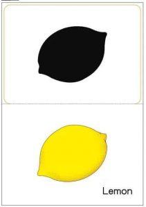 lemon shadow matching