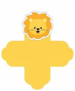 lion paper crafts