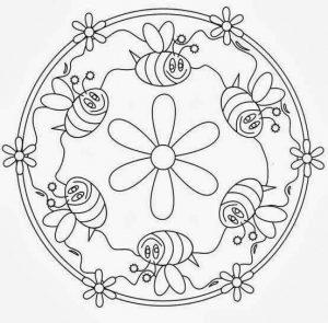 mandala coloring sheets (3)