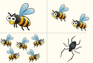 memory games worksheets & free printables with bees