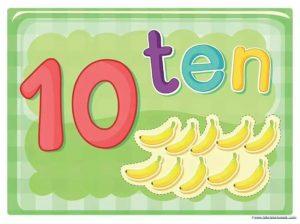 number cards for kids
