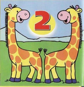 number free printables(animals) (2)
