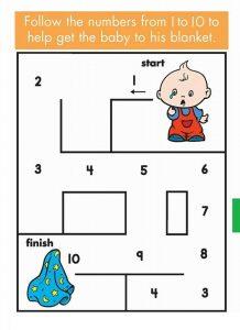 number mazes (2)