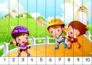 number puzzles (2)