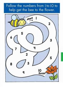 number sequence maze (1)