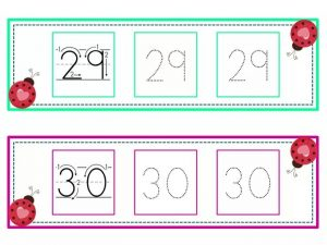 numbers tracing line (15)