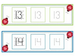 numbers tracing line (7)