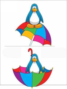 penguin prepositions printables (1)