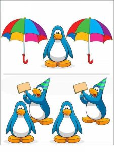 penguin prepositions printables (2)