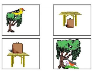 prepositions activity for kids